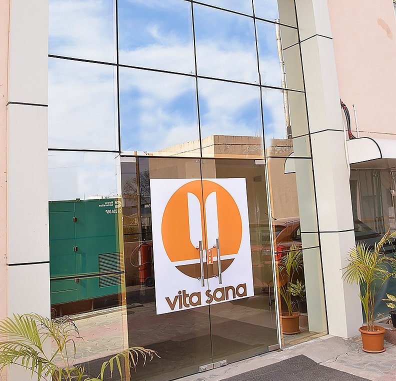 Vita Sana Food Factory in Haridwar